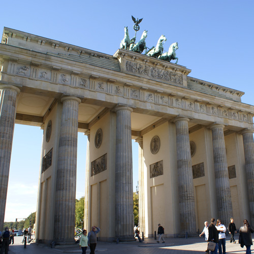 Excursion berlin visite