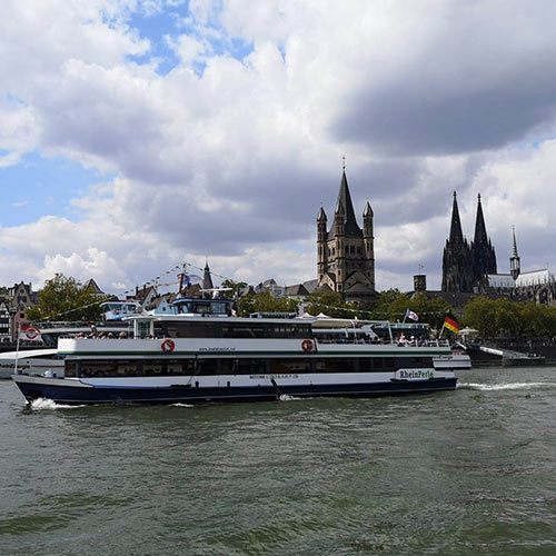 Excursion Cologne rhin