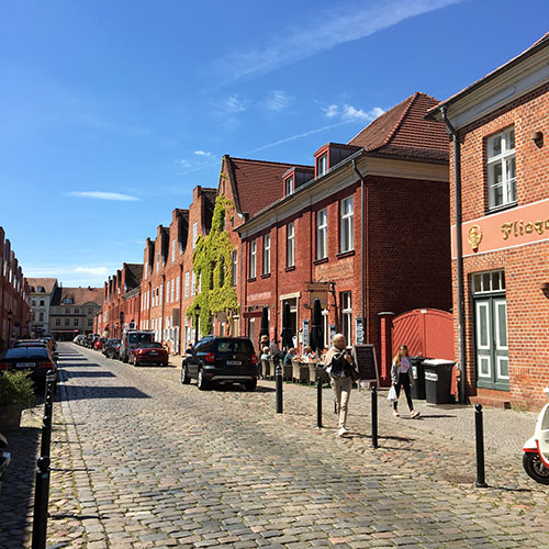 Visite guidate Potsdam quartier hollandais